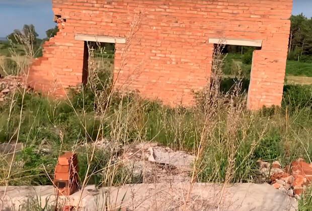 Место убийства Марины Халиловой