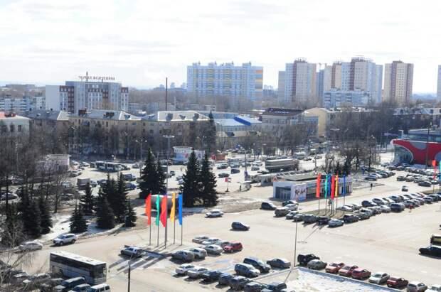 Схема движения транспорта в районе аквапарка на проспекте Гагарина в Нижнем Новгороде изменится