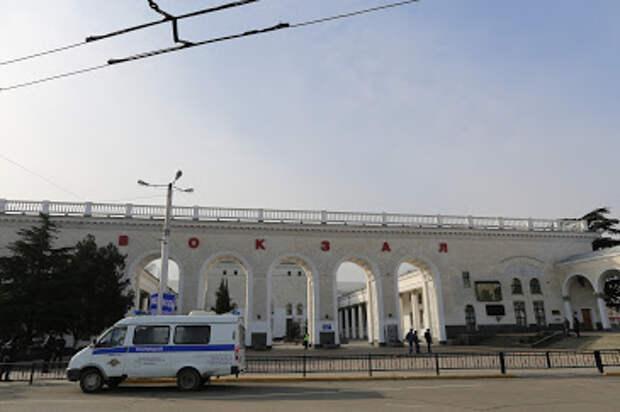 В Крыму в электричках и на вокзалах не соблюдаются меры защиты от коронавируса
