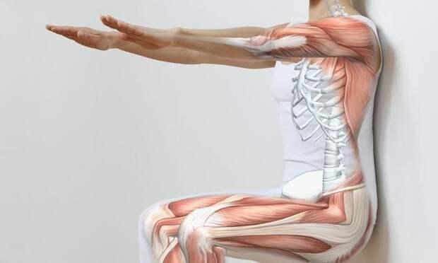 Стройные ноги за неделю: 4 простых упражнения