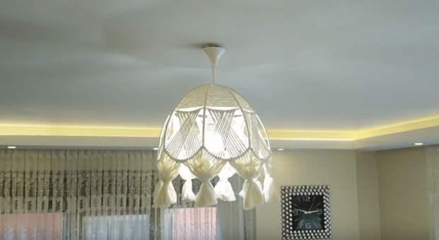 Потрясающий декор в стиле бохо из обычной проволоки и всего за полчаса