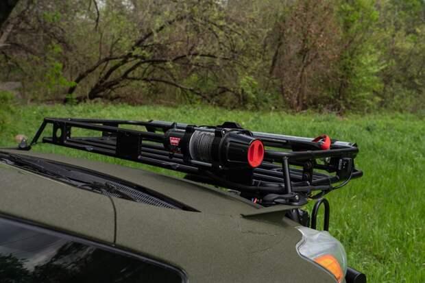 Предназначенный для охоты гибрид Toyota Prius от компании из Техаса