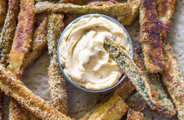 Полезные и вкусные замены картошке-фри