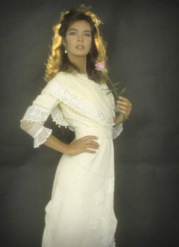 Французская актриса Анн Парийо.