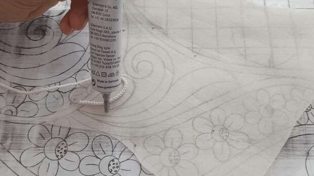Необычная и предельно простая техника создания декоративных деталей