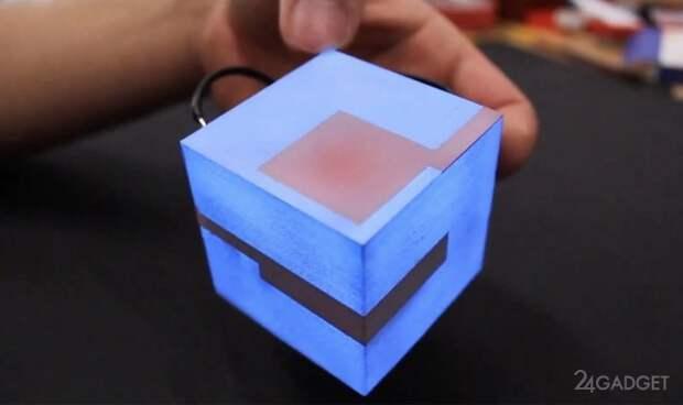 Специальный спрей ProtoSpray превратит любую поверхность в сенсорную панель