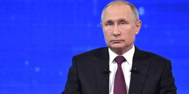 Путин озвучил позицию об обязательной вакцинации