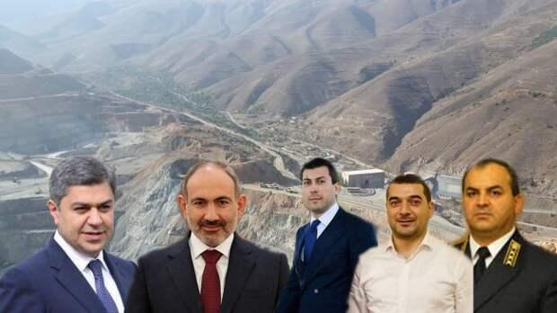 VERELQ: Война компроматов вАрмении: Пашинян-Минасян— кто кого?