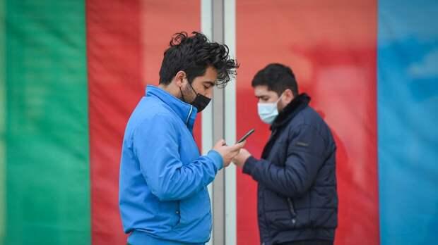 В Азербайджане число случаев коронавируса достигло 298 522