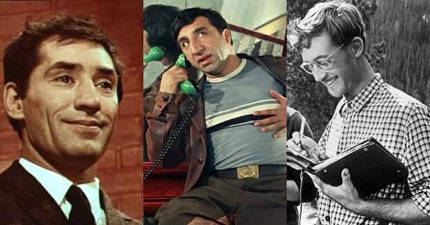 Неожиданные факты из жизни советских актёров актёры, кино, театр