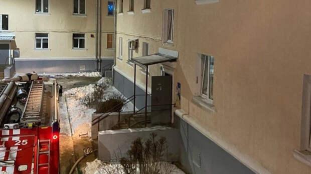 В новогоднюю ночь на пожаре погиб 61-летний житель Новомосковска