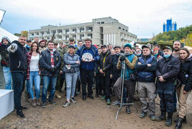 Константин Стрельников попадёт в «Красную зону»