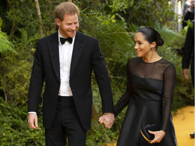 Принцу Гарри было стыдно за новость о беременности Меган Маркл