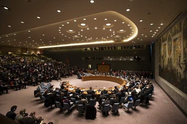 О перевороте на Украине перед обсуждением Судана в СБ ООН напомнила РФ