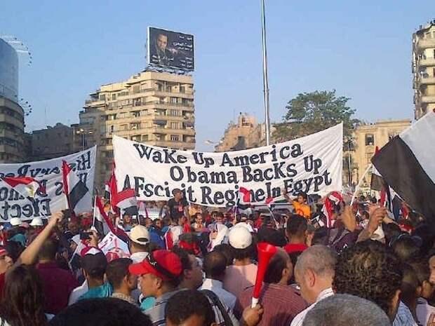 Мубарак не виноват