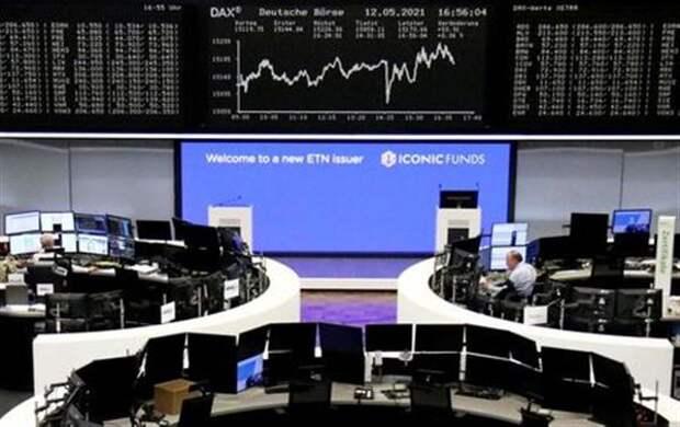 Европейские акции вблизи рекордного пика благодаря оптимизму вокруг открытия экономик