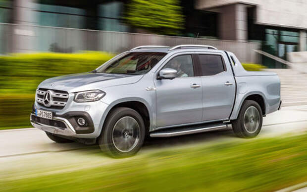 Mercedes-Benz X-класса отзывают из-за неустойчивости и заносов