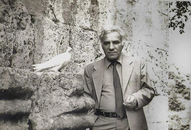 Автор знаменитых советских шлягеров 70-х, генерал-майор милиции Алексей Экимян