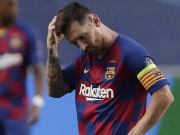 СМИ: Месси трижды нарушил условия контракта с «Барселоной»
