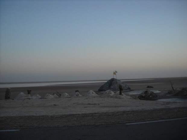 Шотт-эль-Джерид — соленая жемчужина Северной Африки