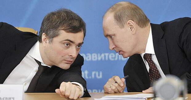 США отступают, у России появляется шанс, – Сурков