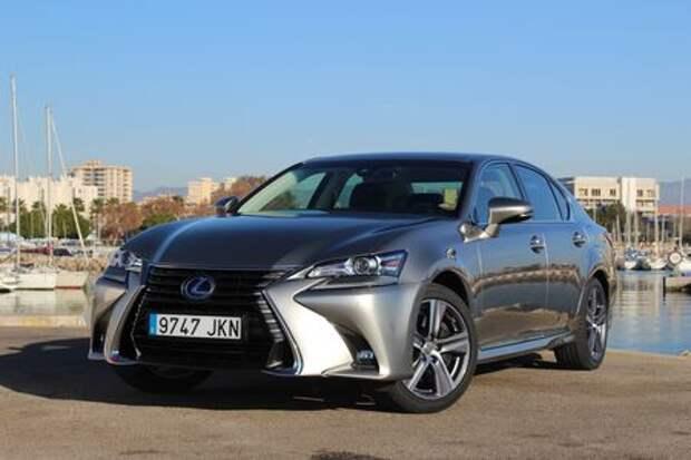 Прощай, GS: Lexus отправит в историю знаменитый седан