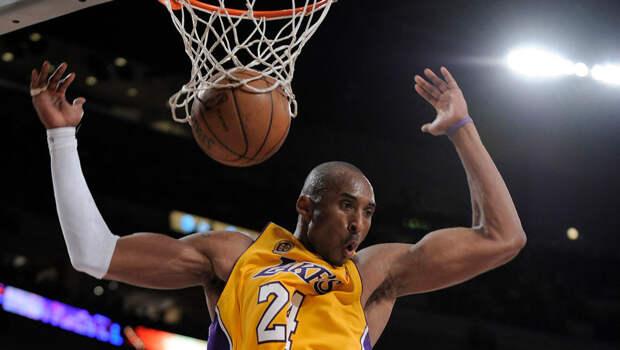 Брайант посмертно включен в Зал славы баскетбола