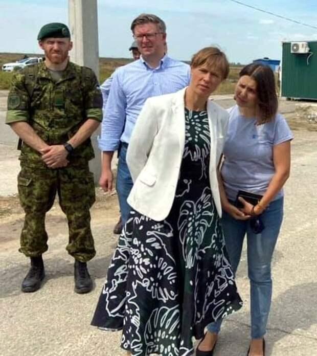 """Интересно, сколько килотонн может понадобиться для """"Крымской платформы""""?"""