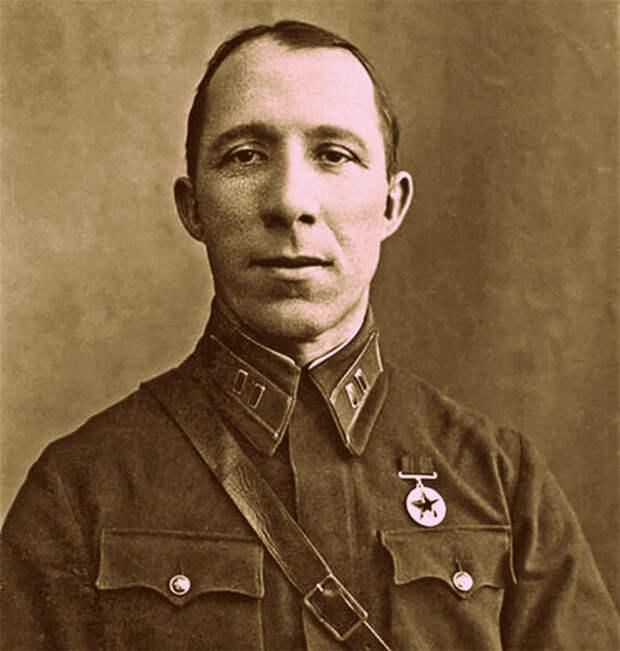 Командир 388-го стрелкового полка 172-й дивизии Семен Федорович Кутепов.