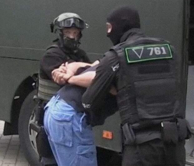 Арест россиян изЧВК Вагнера вМинске оказался провокацией спецслужб Украины