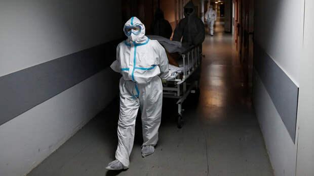 ВРоссии засутки выявили 13 397 новых случаев коронавируса