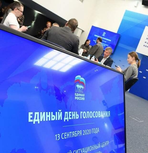 Итог выборов в России – провал оппозиции, а не успех власти