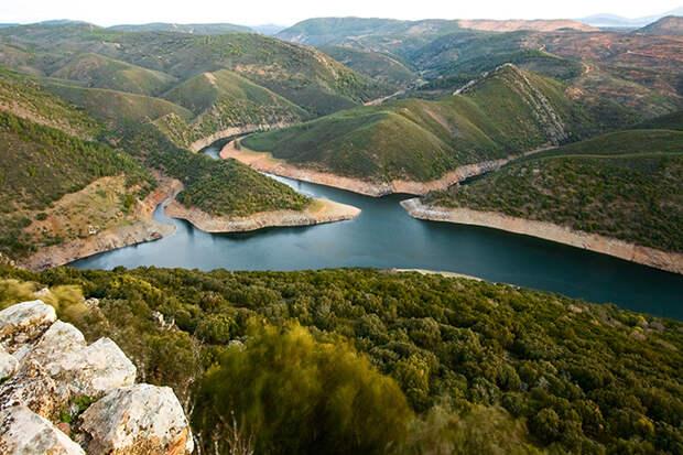 Национальный парк Монфрагуэ, Касерес, Испания