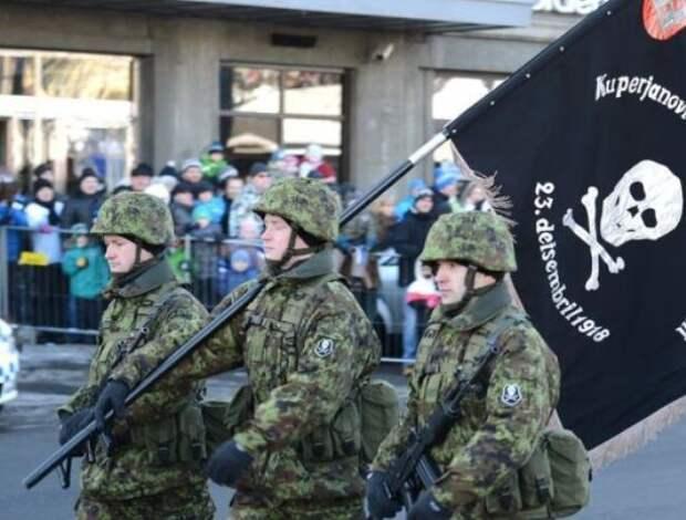Армия Эстонии сокращает капелланов и музыкантов