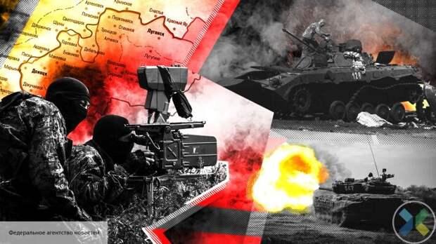 ВСУ за последние сутки один раз нарушили режим перемирия На Донбассе