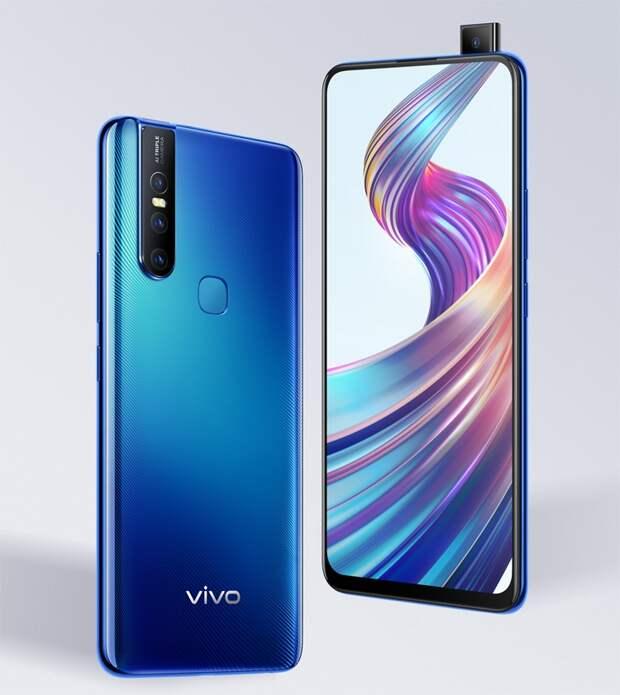 Смартфон Vivo V15Pro с выдвижной камерой выходит в России по цене 33 990 рублей