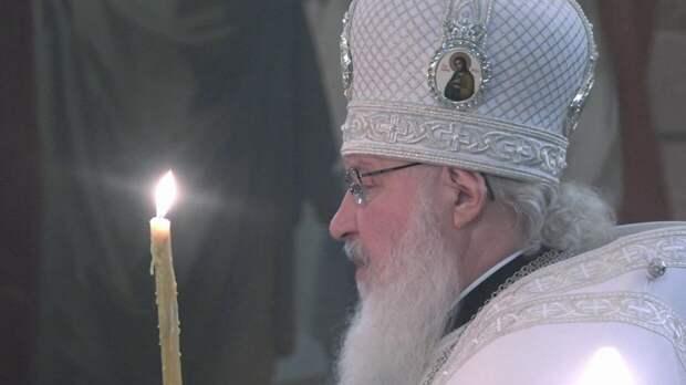 Патриарх Кирилл выразил соболезнования семьям погибших в Казани детей