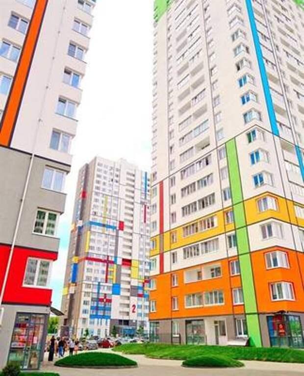 Новые и сверх плана. Где в Ульяновске построили самые высокие, низкие и «объемные» дома