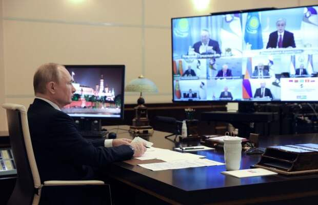 Путин связал колебания цен на продукты с нестабильной мировой конъюнктурой