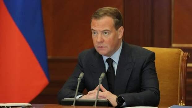 Медведев прокомментировал застройку Форосского парка