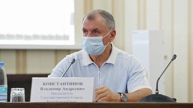 Константинов объяснил своё решение отказаться от зарплаты