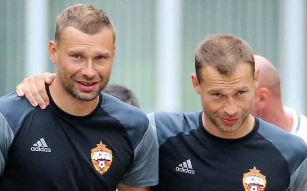 Андрей и Василий Березуцкие