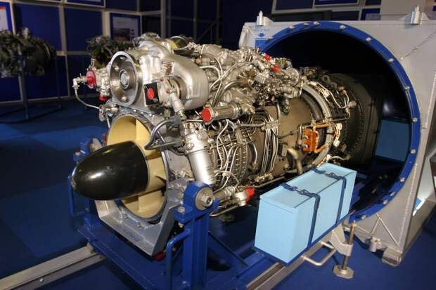ОДК представила в Китае новейший российский вертолетный двигатель ВК-2500ПС-03
