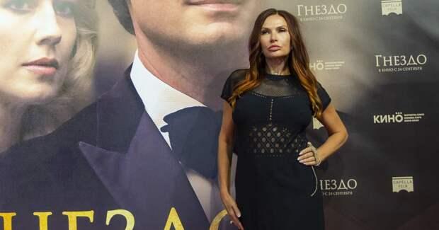 Бледанс, Безрукова, Банщикова: звезды на премьере в Москве
