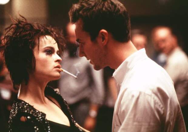 Кадр из фильма *Бойцовский клуб*, 1999   Фото: kinosite.net