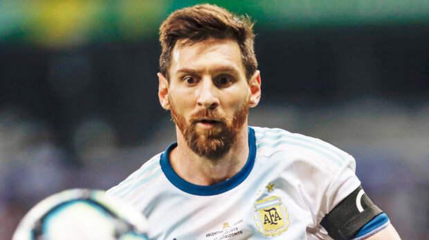 Аргентина — Чили: стартовые составы