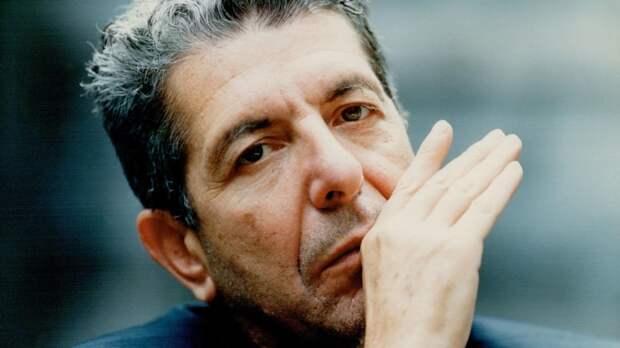 Leonard Cohen. Леонард Коэн