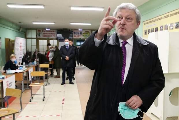 Выборы закончились: кто-то радуется, кто-то не очень
