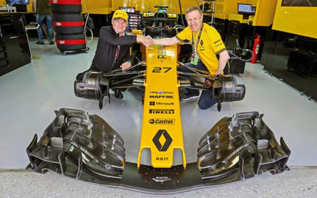Жером Столл, Renault Sport: От гоночных машин – к спортивным, от спортивных – к дорожным