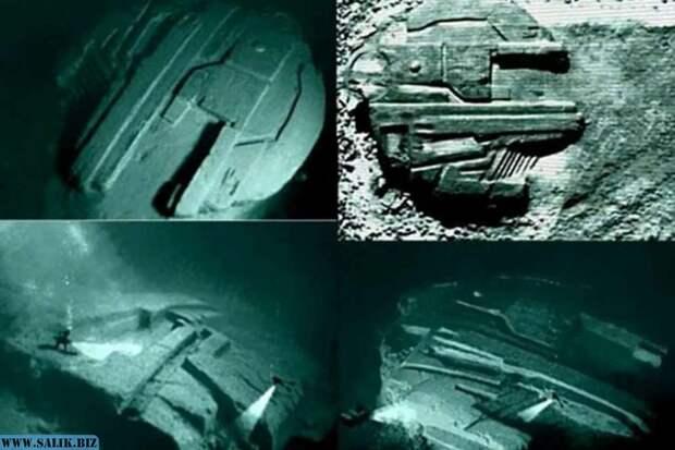 «Балтийский НЛО» или «Балтийская аномалия» - о странном объекте на дне Балтийского моря